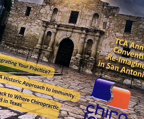 The Texas Journal of Chiropractic