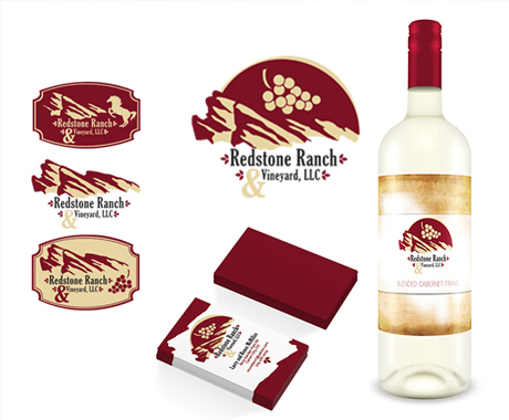 Red Stone Ranch Identity