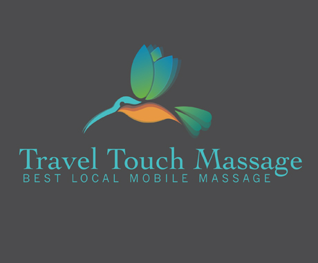 Travel Touch Mobile Massage Re-Branding