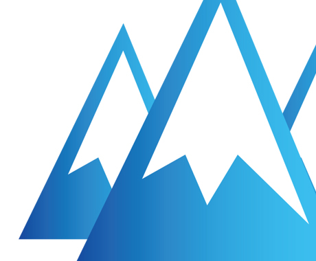 Glacier Community Health Center Logo Design and Website Design
